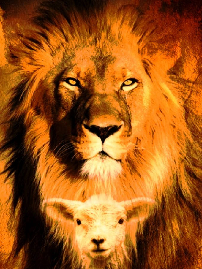 THE LION & LAMB NATURE OF AN APOSTLE